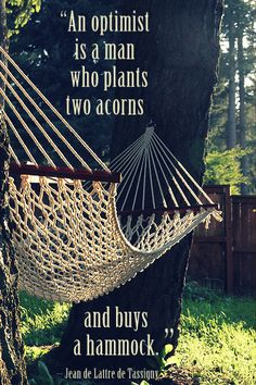 National Hammock Day, or Another Reason My Grandpa is Awesome | Southern Belle Simple