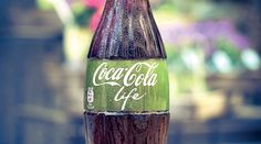 Coca-Cola Life, a lower-calorie cola sweetened with a blend of sugar and naturally sourced stevia leaf extract, will make its European debut later