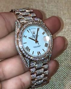 Brand names like Rolex and Cartier carry an air of authority that real… Elegant Watches, Stylish Watches, Luxury Watches For Men, Beautiful Watches, Rolex Wallpaper, Gold Diamond Watches, Expensive Watches, Trend Fashion, Luxury Jewelry