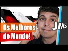 OS MELHORES SMARTPHONES DO MUNDO - Oneplus 3 Zte Nubia e Iphone7 - YouTube