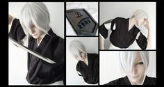 Ichimaru Gin Cosplay by InrasTEO on DeviantArt
