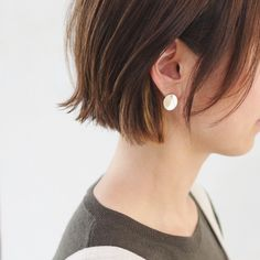 Pin on hair. Pin on hair. Cut My Hair, Hair Cuts, Hear Style, Girls Short Haircuts, Prom Makeup Looks, Hair Arrange, Hairstyles Haircuts, How To Feel Beautiful, Hair Day