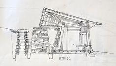 Plashett's Landing Shelter - Kielder Art & Architecture