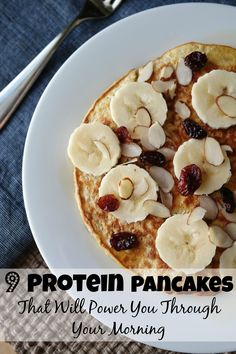9 Protein Pancakes That Will Power You Through Your Morning