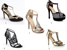 Great Gatsby Outfit Inspiration: Shoes | Laura Lily