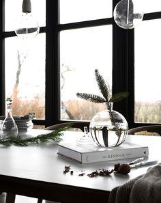 Veckans stilleben - vintertradgarden | Daniella Witte