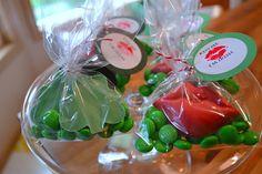 Kiss Me I'm Irish candy favors