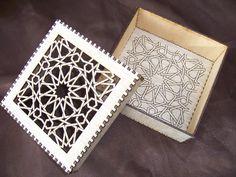 Intricate Laser Cut Trinket Box | Laser Designs Engraving