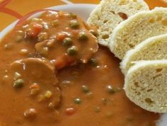 Foto: Fíííra No Salt Recipes, Goulash, Mashed Potatoes, Food And Drink, Vegetables, Cooking, Ethnic Recipes, Cakes, Whipped Potatoes