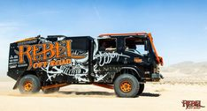King Of The Hammers 2017 Here's a collection of photos from our recent trip to King Of The Hammers where we took out Rebelzilla to do shock tuning and get. Slide In Camper, Dodge Pickup, Expedition Vehicle, Truck Camper, Motorhome, Campers, Offroad, Portal, Rebel