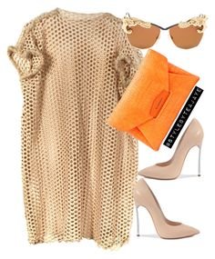 """Untitled #1421"" by stylebyteajaye ❤ liked on Polyvore"