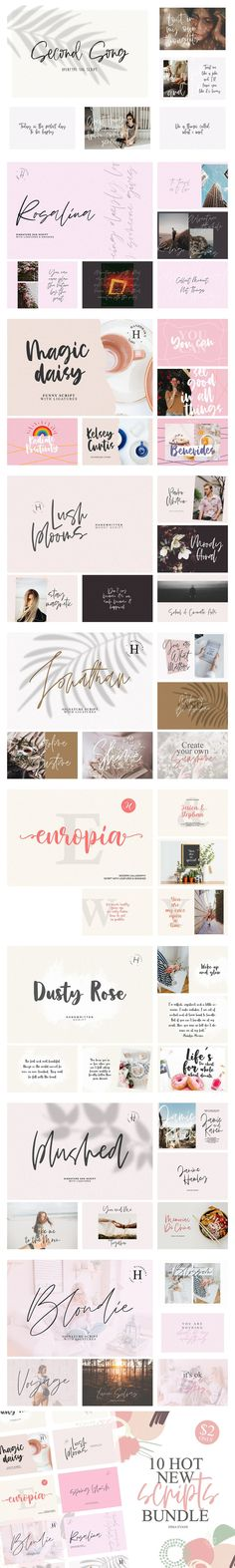 10 IN 1 HOT BUNDLE Fancy Fonts, All Fonts, About Me Blog, Messages, Graphic Design, Songs, Hot, Ninja, Stylish Fonts