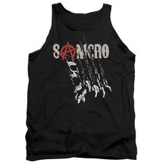 """Checkout our #LicensedGear products FREE SHIPPING + 10% OFF Coupon Code """"Official"""" Sons Of Anarchy / Rip Through-adult Tank - Sons Of Anarchy / Rip Through-adult Tank - Price: $29.99. Buy now at https://officiallylicensedgear.com/sons-of-anarchy-rip-through-adult-tank"""