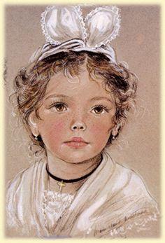 Les enfants provençaux [provincial children] -- Marie-Claude Monchaux (1933, French)