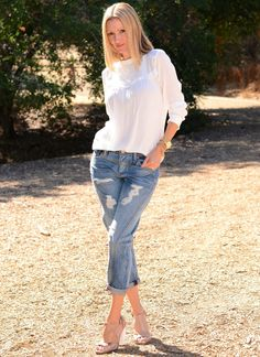 The Stylish Housewife - Level99 Jeans