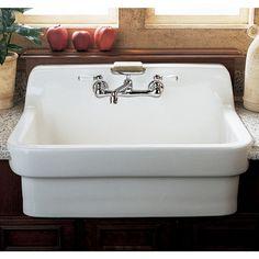 Elegant American Standard Farm Sink
