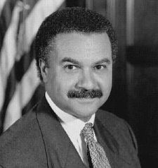 Ronald Harmon 'Ron' Brown (August 1, 1941–April 3, 1996) was the United States Secretary of Commerce, serving during the first term of President Bill Clinton. He was the first African American to hold this position. He was killed, along with 34 others, in a 1996 plane crash in Croatia