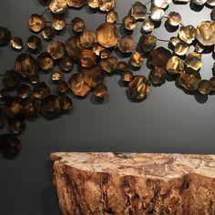 Beautiful mix of textures by @palecekdesign  #interiordesign #palecek  #design