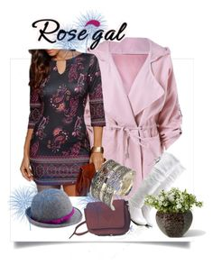 """-"" by ermansom ❤ liked on Polyvore featuring vintage and rosegal"