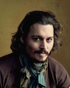 Johnny Depp // Annie Leibovitz.