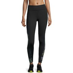 Alala Edge Printed Ankle Running Tights/Sport Leggings ($125) ❤ liked on Polyvore featuring activewear, activewear pants, alala, sport jerseys, mesh jersey, athletic sportswear and sports activewear