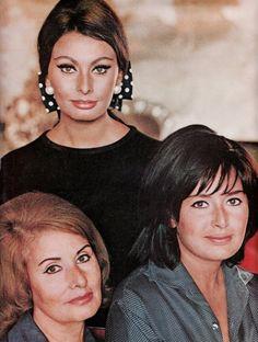 Sophia, Her Mother & Sister