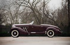 1936 Auburn Boattail Speedster, one of the 25 Sexiest Cars of All Time.