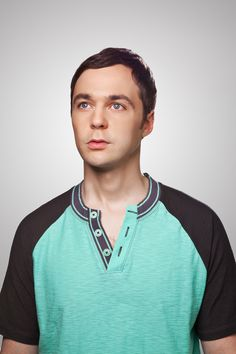 """""""'The Big Bang Theory' has completely changed my life. Jim Parsons, Which Character Are You, Howard Wolowitz, Amy Farrah Fowler, Johnny Galecki, Melissa Rauch, Mayim Bialik, Nick Miller, Ron Swanson"""