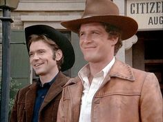 Alias Smith and Jones. Pete Duel, Ben Murphy. Loved this show as a child especially Pete