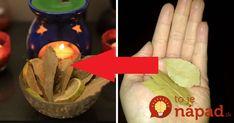 Keď zistíte, čo dokáže toto korenie, keď ho na chvíľu zapálite, vonne sviečky a tyčinky u vás už nebudú mať miesto!