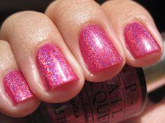 OPI Polish... LOVE Pink!