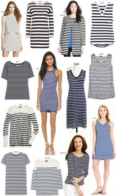 the best stripes for spring!