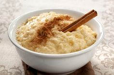 Old Fashioned Rice Pudding! Amazingly creamy and super easy to make...