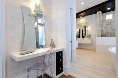 Top 10 Modern Dressing Table Designs With Mirrors Top 10 Modern Dressing Table Designs With Mirrors Dressing Table With Drawers, White Dressing Tables, Dressing Table Mirror, Dressing Room, Wood Wood, Modern Dressing Table Designs, Boudoir, Bedroom Layouts, Bedroom 2017