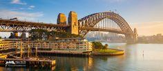Sydney Harbour Bridge, NSW, Australia (1715) - Yegor Korzh :: Travel Photography