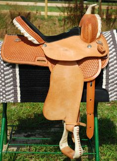 "15"" Circle S Barrel Racing Saddle ...ALMOST my dream saddle"