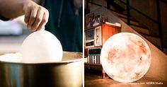How tomake your very own moon lamp