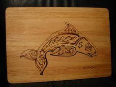 Sushi Board - Marcia Silvia Johnson, Fine Arts