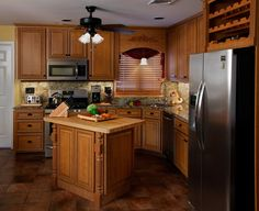 Craftsman Kitchen Style