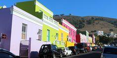 Bo-Kaap e Waterkant Cidade do Cabo