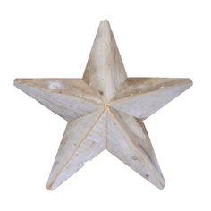 Salvaged Barn Wood Star  Rustic Barn Star by AuroraMills on Etsy