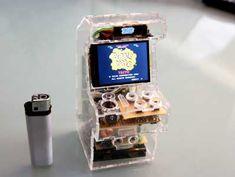 Sprites mods - Raspberry Pi micro arcade machine - Intro