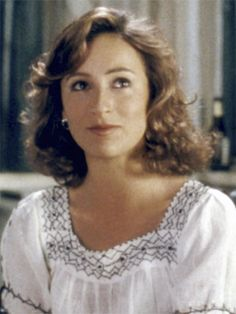Ever since Dirty Dancing, I've had a crush on Jennifer Grey.