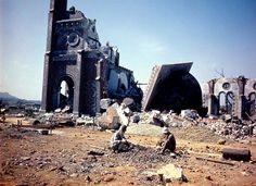 US photos of Nagasaki soon after Aug. 9, 1945. Looks a lot like Gaza 2014.