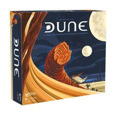 """Gale Force Nine Unleashes """"Dune"""" Board Game Details Frank Herbert, Cosmic Encounter, Space Empires, Avalon Hill, Old Board Games, Science Fiction Books, Strategy Games"""