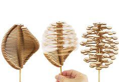 Helicone - a kinetic sculpture | John Edmark