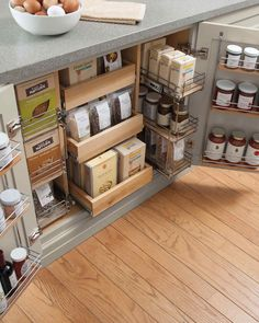 Kitchen organization ideas: pantry cabinets - Tap The Link Now To Find Decor That Make Your House Awesome