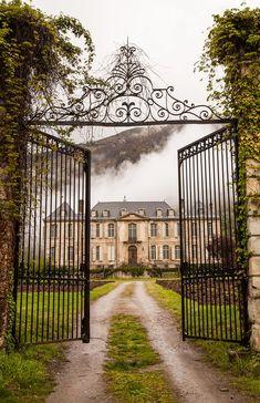Château de Gudanes | Shabby Chic Mania by Grazia Maiolino