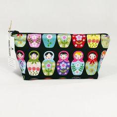 Nesting Dolls Toileyry Bag!  Get one for your next trip at: http://ift.tt/1LMhqo9 #nestingdolls #nestingdoll #dolls #doll #monday #dollstagram #russian #purse #toiletrybag #international #love #shopping #gift  #fireboltcreations #etsy #bag #cute #etsyseller #woman #europe #travel #matryoshkadoll #matryoshka #handmade #russiandoll #handcrafted #design #vacation