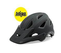 4c860594 Giro Montaro MIPS Matte Black Gloss Black Mountain Bike Helmet Size Medium  https://